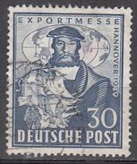 GERMANY      SCOTT NO. 664      USED      YEAR  1949