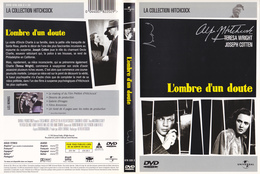 Dvd Zone 2 L'Ombre D'un Doute (1943) Shadow Of A Doubt La Collection Hitchcock Vf+Vostfr - Policiers