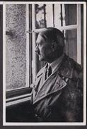 """Sammelbild Propaganda , """" Adolf Hitler  """" Bild 196 , Schwarz -weiß"""