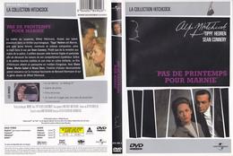 Dvd Zone 2 Pas De Printemps Pour Marnie (1964) La Collection Hitchcock Marnie Vf+Vostfr - Policiers