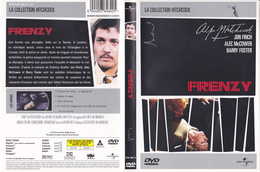 Dvd Zone 2 Frenzy (1972) La Collection Hitchcock Vf+Vostfr - Policiers