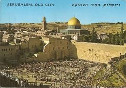 ISRAEL JERUSALEM - LE MUR DES LAMENTATIONS En 1985 - Israel