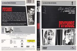 Dvd Zone 2 Psychose (1960) Psycho La Collection Hitchcock Vf+Vostfr - Horror