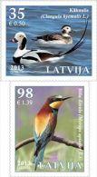 Latvia 2013 Mih. 864/65 Fauna. Birds MNH ** - Latvia