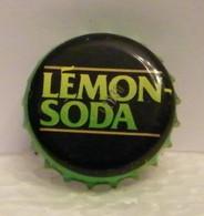 MONDOSORPRESA,(SC38) TAPPI, CAPSULE DA COLLEZIONE,  LEMON SODA - Soda