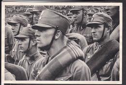 """Sammelbild Propaganda , """" Deutschland Erwacht  """" Bild 184 , Schwarz -weiß"""