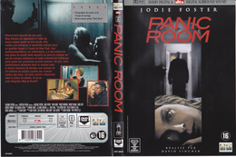 Dvd Zone 2 Panic Room (2002) Columbia Tristar Vf+Vostfr - Policiers