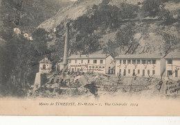 ALGERIE )) Mines De TIMEZRIT   EL MATEN Vue Générale 1914