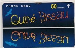 Guinea Bissau L&G 803L - Guinea-Bissau