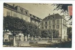 38/ ISERE... Carte Postale Photo De URIAGE Les BAINS. Grand Hôtel Du Globe
