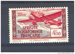 A.E.F.  -  Avion  :  Yv  5  **