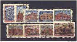 Russie  :   Mi  1450-58   (o)