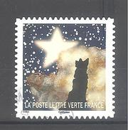 France Autoadhésif Oblitéré (Correspondances Planétaires - N°8) (Cachet Rond)