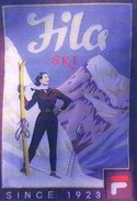 """CPP FILA """"SKI"""". - Advertising"""