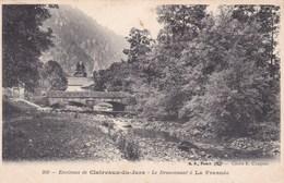 CLAIRVAUX DU JURA LE DROUVENANT A LA FRASNEE  (dil279) - Clairvaux Les Lacs