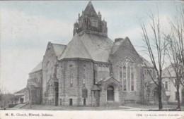 Church M E Church Elwood Indiana - Kirchen U. Kathedralen