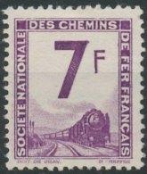 Petits Colis : N° 6, 7F Violet