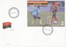 Angola 2006, Footbal In Angola, BF In FDC