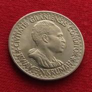 Ghana 25 Pesewas 1965 KM# 10 Gana - Ghana