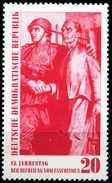 DDR - Michel 764 - ** Postfrisch (A) - Befreiung Vom Faschismus