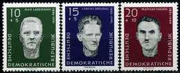 DDR - Michel 765 / 767 - ** Postfrisch (A) - KZ-Opfer