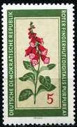 A11-15-3) DDR - Michel 757 - ** Postfrisch - 5Pf  Einheimische Heilpflanzen