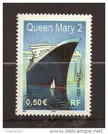 France: N° 3631**  Le Queen Mary 2