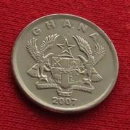 Ghana 20 Pesewas 2007 KM# 40 Gana - Ghana