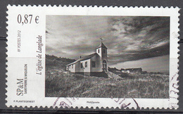ST. PIERRE AND MIQUELON       SCOTT NO.  949     USED       YEAR  2012 - Used Stamps