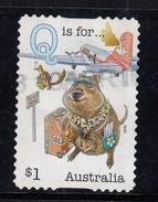 Australia 2016 Fair Dinkum Aussie Alphabet - Q Is For Queensland - Die Cut Used