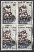 FRANCE 1957 - BLOC DE 4 TP -  Y.T. N° 1127 - NEUFS** / FD575