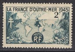 FRANCE 1945 -  Y.T. N° 741 - NEUF** FD574