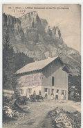 Hte Savoie - Passy - Ahier - L' Hôtel  Restaurant Et Les Fiz - Chevres - Hotel Loufat Camille De Servoz - Autres Communes