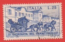 1969 (1115) Giornata Del Francobollo - Leggi Il Messaggio Del Venditore