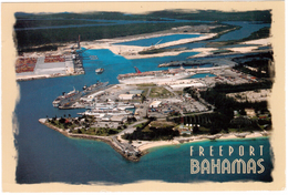 TI36      FREEPORT, BAHAMAS - Cruis Ship Port - Bahamas