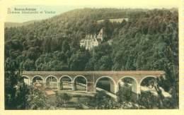 REMOUCHAMPS - Château Montjardin Et Viaduc - Aywaille