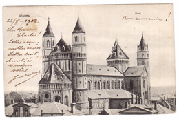 TI38       Worms - Dom   Vg.1908 - Worms