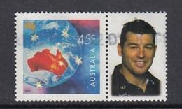 Australia P Stamp FU - Do You Know This Person?