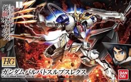 HG 1/144 Gundam Barbatos Lupus Rex ( Bandai ) - SF & Robots