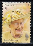 Australia 2016 Queen´s Birthday - Sheet Stamp FU