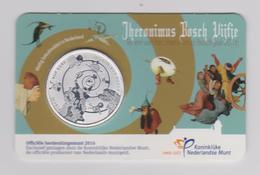 Coin The Netherlands - Pays Bas - Nederland Hyeronymus Bosch Vijfje - 2016 UNC - Nederland