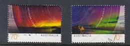 Australia 2014 Southern Lights - FU Set 2 Sheet Stamps