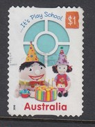 Australia 2016 50 Years Of Play School - Die Cut Used