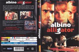 Dvd Zone 2 Albino Alligator (1996) Vf+Vostfr - Policiers