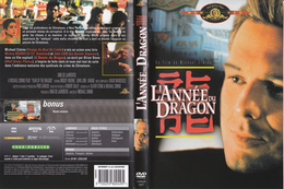 Dvd Zone 2 L'Année Du Dragon (1985) MGM Year Of The Dragon  Vf+Vostfr - Policiers