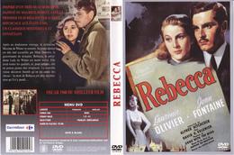 Dvd Zone 2 Rebecca Alfred Hitchcock (1940) Vf+Vostfr - Policiers