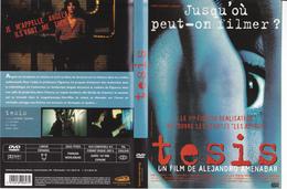 Dvd Zone 2 Tesis (1996) Boomerang Video Vf+Vostfr - Horror
