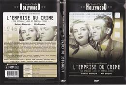 Dvd Zone 2 L'Emprise Du Crime (1946) The Strange Love Of Martha Ivers  Vf+Vostfr - Policiers