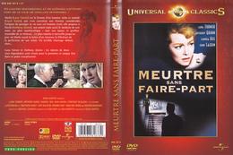 Dvd Zone Meurtre Sans Faire-part (1960) Portrait In Black Collection Universal Classics Vf+Vostfr - Policiers