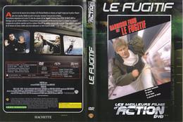 Dvd Zone 2 Le Fugitif (1993) The Fugitive Hachette Warner Vf+Vostfr - Policiers